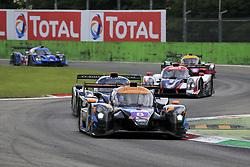 May 13, 2018 - Monza, Italie - 8 DKR ENGINEERING (LUX) NORMA M 30 NISSAN LMP3 ALEXANDER TORIL (ESP) JEAN GLORIEUX (BEL) MIGUEL TORIL  (Credit Image: © Panoramic via ZUMA Press)