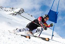 04.10.2010, Rettenbachferner, Soelden, AUT, Medientag des Deutschen Skiverband 2010, im Bild Christina Geiger. EXPA Pictures © 2010, PhotoCredit: EXPA/ J. Groder