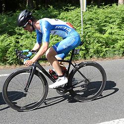 18-06-2017: Wielrennen: NK Paracycling: Montferlands-Heerenberg (NED) wielrennen  <br />Stijn Boersma (Spankeren)