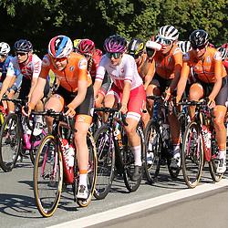 LEUVEN (BEL): CYCLING: September 25th<br /> Anna van der Breggen, Chantal van den Broek