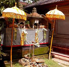 Balinese Shrines