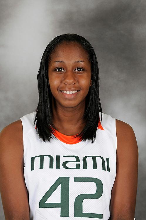 2009 UM Women's Basketball Photo Day