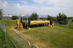 Fence<br /> Olympic Games Tokyo 2021<br /> © Hippo Foto - Dirk Caremans<br /> 28/07/2021