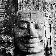 Avalokiteśvara - Angkor Thom, Cambodge, 2007