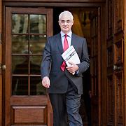 Chancellor Pre Budget