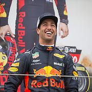NLD/Zandvoort/20180520 - Jumbo Race dagen 2018, Daniel Ricciardo