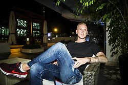 July 24, 2018 - Stockholm, Sweden - Robin Olsen, Swedish goalkeeper has signed for Roma AS, Rome, Italy, 2018-07-24..(c) LORENTZ-ALLARD ROBIN  / Aftonbladet / IBL BildbyrÃ¥....* * * EXPRESSEN OUT * * *....AFTONBLADET / 85392 (Credit Image: © Lorentz-Allard Robin/Aftonbladet/IBL via ZUMA Wire)