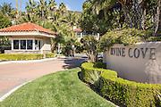Irvine Cove Residential Neighborhood