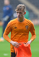 Hull City's Keane Lewis-Potter<br /> <br /> Photographer Dave Howarth/CameraSport<br /> <br /> The EFL Sky Bet League One - Hull City v Plymouth Argyle - Saturday 3rd October 2020 - KCOM Stadium - Kingston upon Hull<br /> <br /> World Copyright © 2020 CameraSport. All rights reserved. 43 Linden Ave. Countesthorpe. Leicester. England. LE8 5PG - Tel: +44 (0) 116 277 4147 - admin@camerasport.com - www.camerasport.com