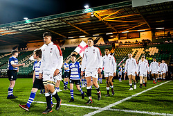 Josh Gray of England U20 - Rogan/JMP - 21/02/2020 - Franklin's Gardens - Northampton, England - England U20 v Ireland U20 - Under 20 Six Nations.