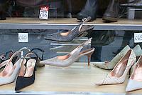 Shoe display, Dublin Ireland