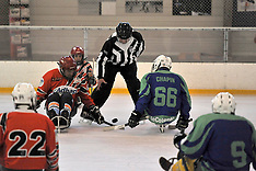 2018 Para Ice Hockey Demonstration Matches, Le Mans, France