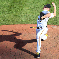 Pittsburgh Pirates take on the Chicago Cubs on September 15, 2015 at PNC Park, Pittsburgh, PA.