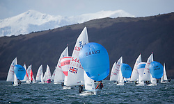 The annual RYA Youth National Championships is the UK's premier youth racing event. Perfect conditions for the fourth days racing.<br /> <br /> 420 Fleet with 54483, Haydn Sewell, William Heathcote, RLymYC, 420 Boy <br /> <br /> Images: Marc Turner / RYA<br /> <br /> For further information contact:<br /> <br /> Richard Aspland, <br /> RYA Racing Communications Officer (on site)<br /> E: richard.aspland@rya.org.uk<br /> m: 07469 854599