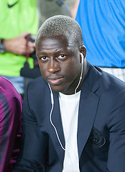 July 26, 2017 - Los Angeles, California, U.S - Benjamin Mendy of Manchester City during their International Champions Cup game with Real Madrid at the Los Angeles Memorial Coliseum in Los Angeles, California on Wednesday July 26, 2017. Manchester City defeats Real Madrid, 4-1. (Credit Image: © Prensa Internacional via ZUMA Wire)