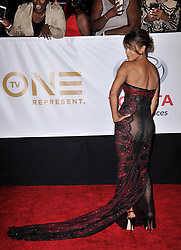 Halle Berry at The 49th NAACP Image Awards held at the Pasadena Civic Auditorium on January 15, 2018 in Pasadena, CA, USA (Photo by Sthanlee B. Mirador/Sipa USA)