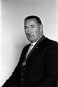 25/07/1962<br /> 07/25/1962<br /> 25 July 1962<br /> Mr Michael B. Kenny, director of Kenny's Advertising Agency and President of the Irish Association of Advertising Agencies.