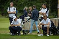 HILVERSUM - team Iceland.    ELTK Golf 2020 The Dutch Golf Federation (NGF), The European Golf Federation (EGA) and the Hilversumsche Golf Club will organize Team European Championships for men.  COPYRIGHT KOEN SUYK