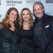 NLD/Amsterdam/20191203 - Lancering 13e Amsterdam XXXL, Mark Teurlings met Cynthia Abma en Chimena