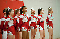 Laconia High School Cheerleading Squad February 21, 2012.
