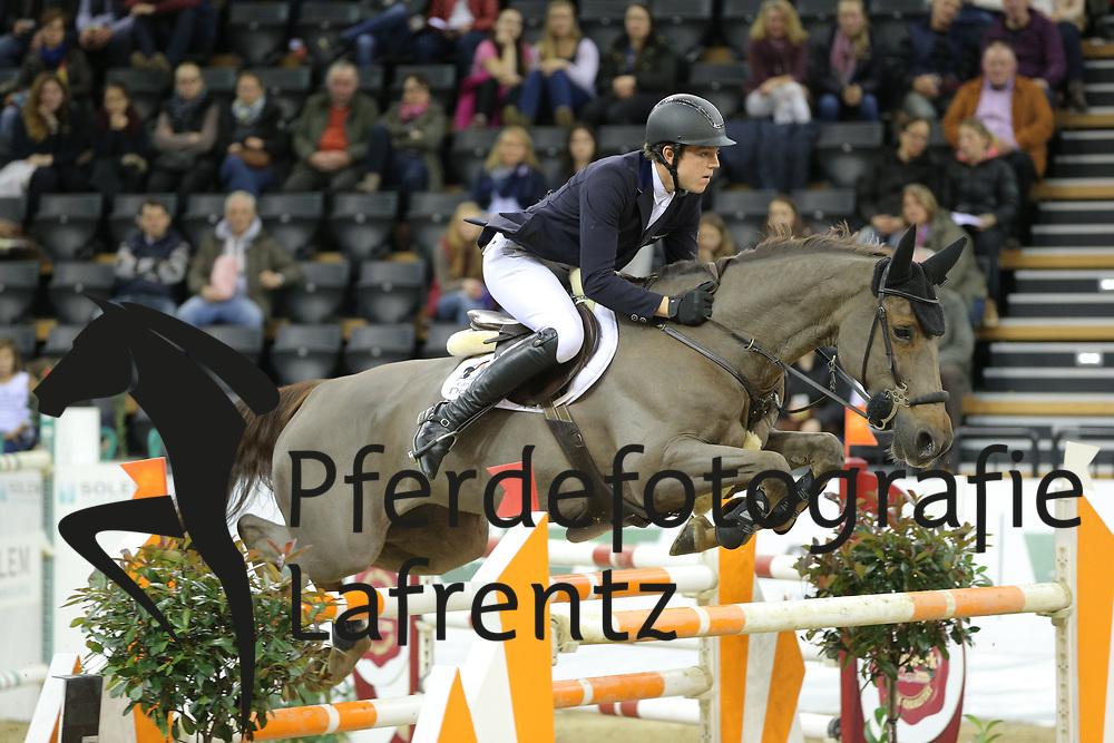 Kreuzer, Andreas Baquita<br /> Oldenburg - Oldenburger Pferdetage 2013<br /> Internationales Springen<br /> © www.sportfotos-lafrentz.de / Stefan Lafrentz