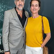 NLD/Leeuwarden/20180908 - Koning Willem Alexander en Beatrix aanwezig bij premiere de Stormruiter, Leopold Witte en partner