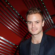 NLD/Scheveningen/20121030 - Uitreiking Talent voor Taal 2012 prijs, Jim Bakkum