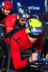 Daniel Romanchuk wheelchair start<br /> TCS New York City Marathon 2019