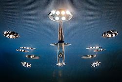 Alin Ioan Rontu of Romania in action on the 10m Platform - Mandatory byline: Rogan Thomson/JMP - 12/05/2016 - DIVING - London Aquatics Centre - Stratford, London, England - LEN European Aquatics Championships 2016 Day 4.