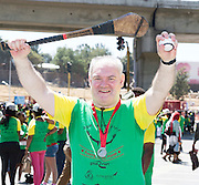 22/11/2015  repro fee. A group of  irish people travelled with Gorta-Self Help Africa travelled to the capital of Ethiopia Addis Ababa for the great Ethiopian run. In temperatures in the mid 30 degree heat and 40,000 people and a city at 7,500 feet above sea level, it's no mean feat.  Brian Smith from Blackrock Cork   finish the race in a great time  .  Photo:Andrew Downes.