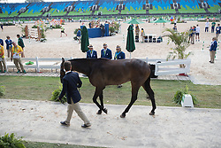 Appel Marcio, BRA, Iberon Jmen<br /> Final Horse inspection Eventing<br /> Olympic Games Rio 2016<br /> © Hippo Foto - Dirk Caremans<br /> 09/08/16