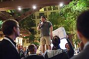 The Linux Foundation hosts its OPNFV Summit at the Hyatt Regency San Francisco Airport in Burlingame, California, on November 9, 2015. (Stan Olszewski/SOSKIphoto)