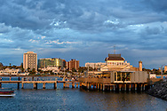Australia, Victoria, Melbourne, St. Kilda harbor