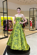 Oscar De La Renta Fall 2014 Preview at Saks Fifth Avenue