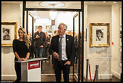 EMMA VOOGHT; KEITH SUTTON, Private view for Senna: Photographs by Keith Sutton Proud Chelsea www.proud.co.uk.<br /> , London.  5th March 2014