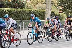 Gloria Rodriguez (ESP) at the 2020 La Course By Le Tour with FDJ, a 96 km road race in Nice, France on April 16, 2016. Photo by Twila Federica Muzzi/velofocus.com