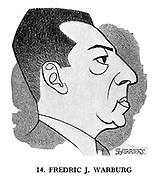 These Looks Speak Volumes 14. Fredric J. Warburg