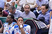 DESCRIZIONE : Beko Legabasket Serie A 2015- 2016 Dinamo Banco di Sardegna Sassari - Pasta Reggia Juve Caserta<br /> GIOCATORE : Massimo Deiana Assessore dei Trasporti Sardegna<br /> CATEGORIA : Tifosi Pubblico Spettatori VIP<br /> SQUADRA : Dinamo Banco di Sardegna Sassari<br /> EVENTO : Beko Legabasket Serie A 2015-2016<br /> GARA : Dinamo Banco di Sardegna Sassari - Pasta Reggia Juve Caserta<br /> DATA : 03/04/2016<br /> SPORT : Pallacanestro <br /> AUTORE : Agenzia Ciamillo-Castoria/L.Canu