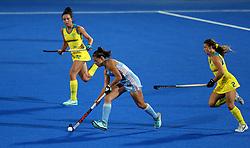 Argentina Lucinavon der Heyde in action