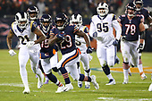Dec 9, 2018-NFL-Los Angeles Rams at Chicago Bears