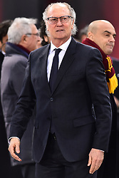 Francesco Totti enters the hall of fame of Rome-27-11-2018 In the picture Paulo Roberto Falcao