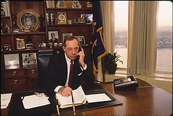 Mario Cuomo, New York, 18/03/1993