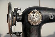 Old sewing machine Original Victoria by Fabrik marke,