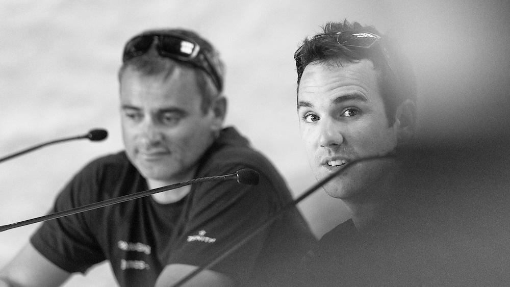 1st March 2016. Fremantle, WA. World Match Racing Tour.