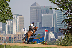 Riedl Andreas (AUT) - Jabadaba Doo<br /> CIC2* Greenwich Park Eventing Invitational<br /> Olympic Test Event - London 2011<br /> © Dirk Caremans