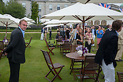 PHILIP GLENISTER; , The Cartier Style et Luxe during the Goodwood Festivlal of Speed. Goodwood House. 1 July 2012.