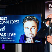 NLD/Amsterdam/20181206 - CD Trots presentatie Wesly Bronkhorst, optreden