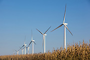 Wind turbines in rural areas are part of the new sustainable energy future of the United States. Wind farms are not without controversy however, they produce another kind of pollution - the noise near a wind turbine array disturbs the quiet natural sounds of rural America.