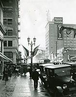 1928 Hollywood Blvd. and Vine St.