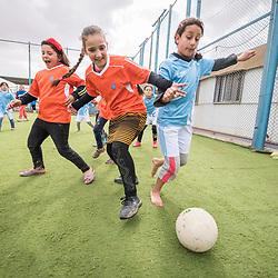 Refugees, Za'atari Camp 2020